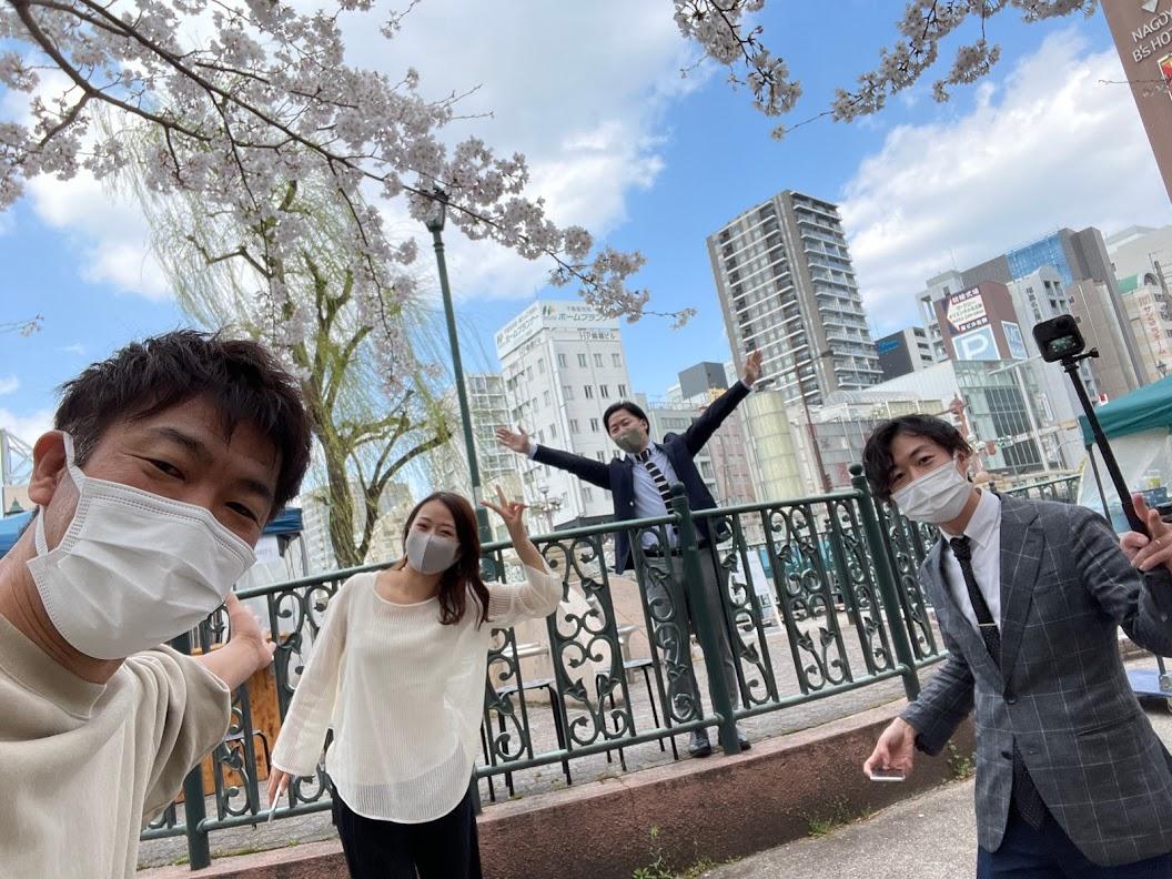 春。桜の時期ですね♪